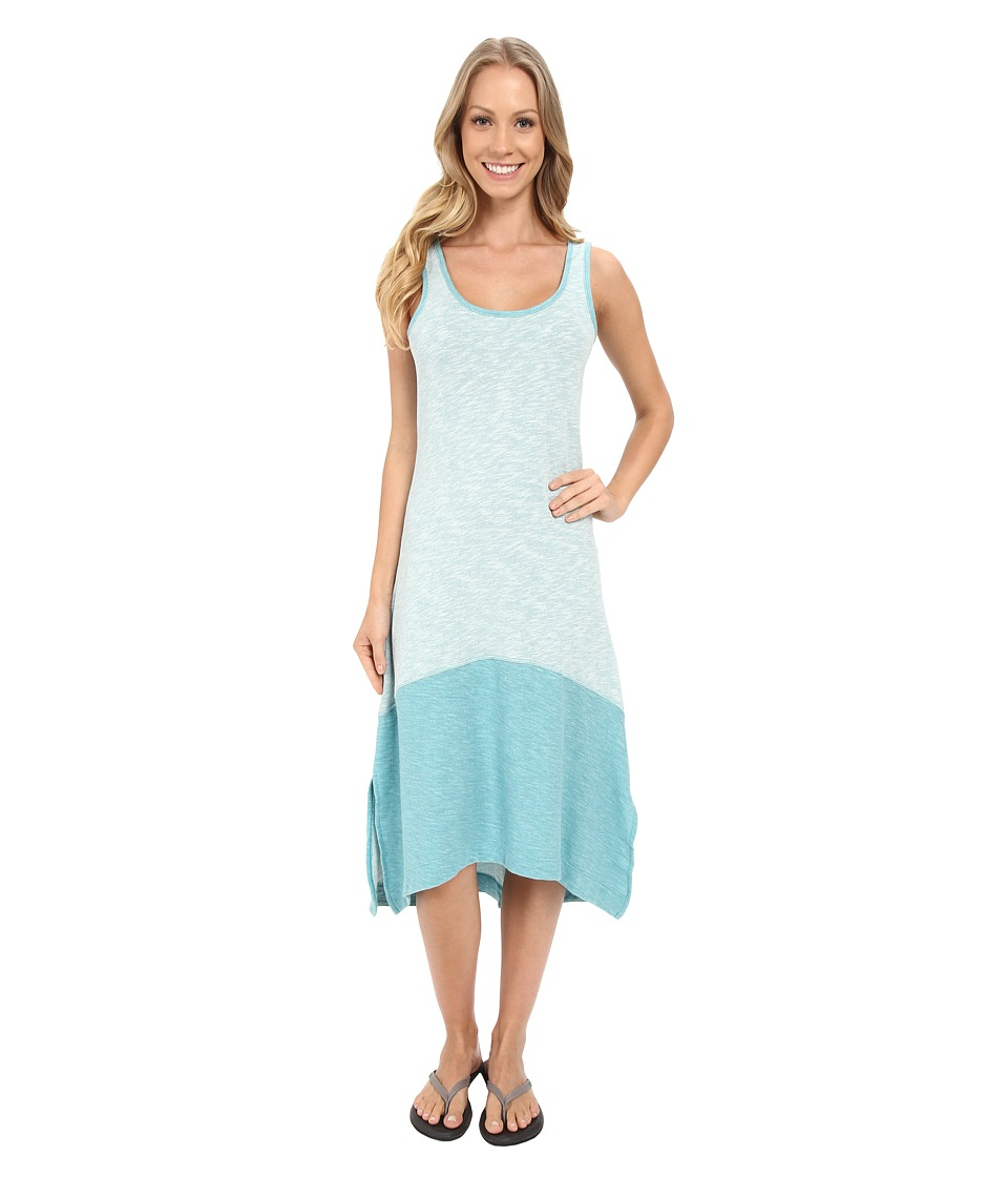 Columbia - Wear It Everywhere Dress (Emerald Sea Heather) Women's Dress