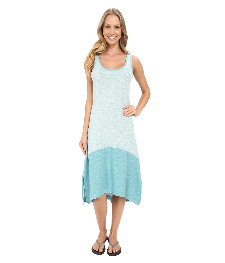 Columbia Wear It Everywheretm Dress (Emerald Sea Heather) Women