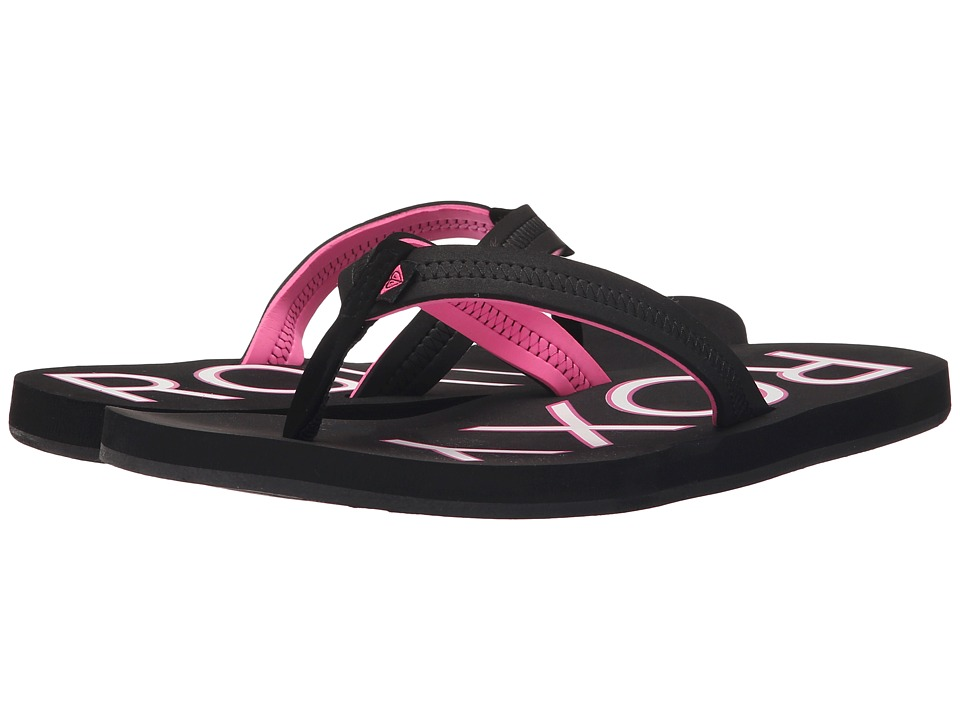 Roxy - Vista (Black) Women's Sandals