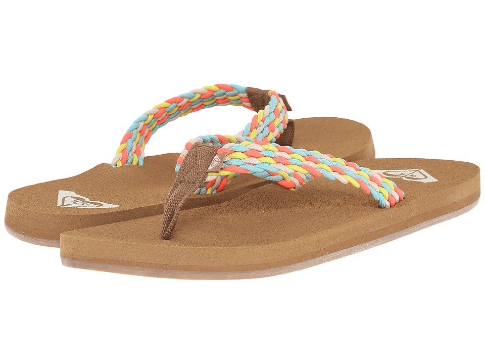 Roxy - Porto (Multi) Women's Sandals