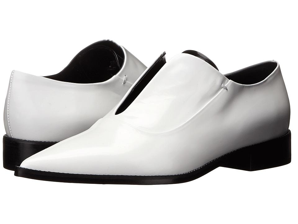 Furla Dolce Vita Onyx-Petalo Womens Slip on  Shoes