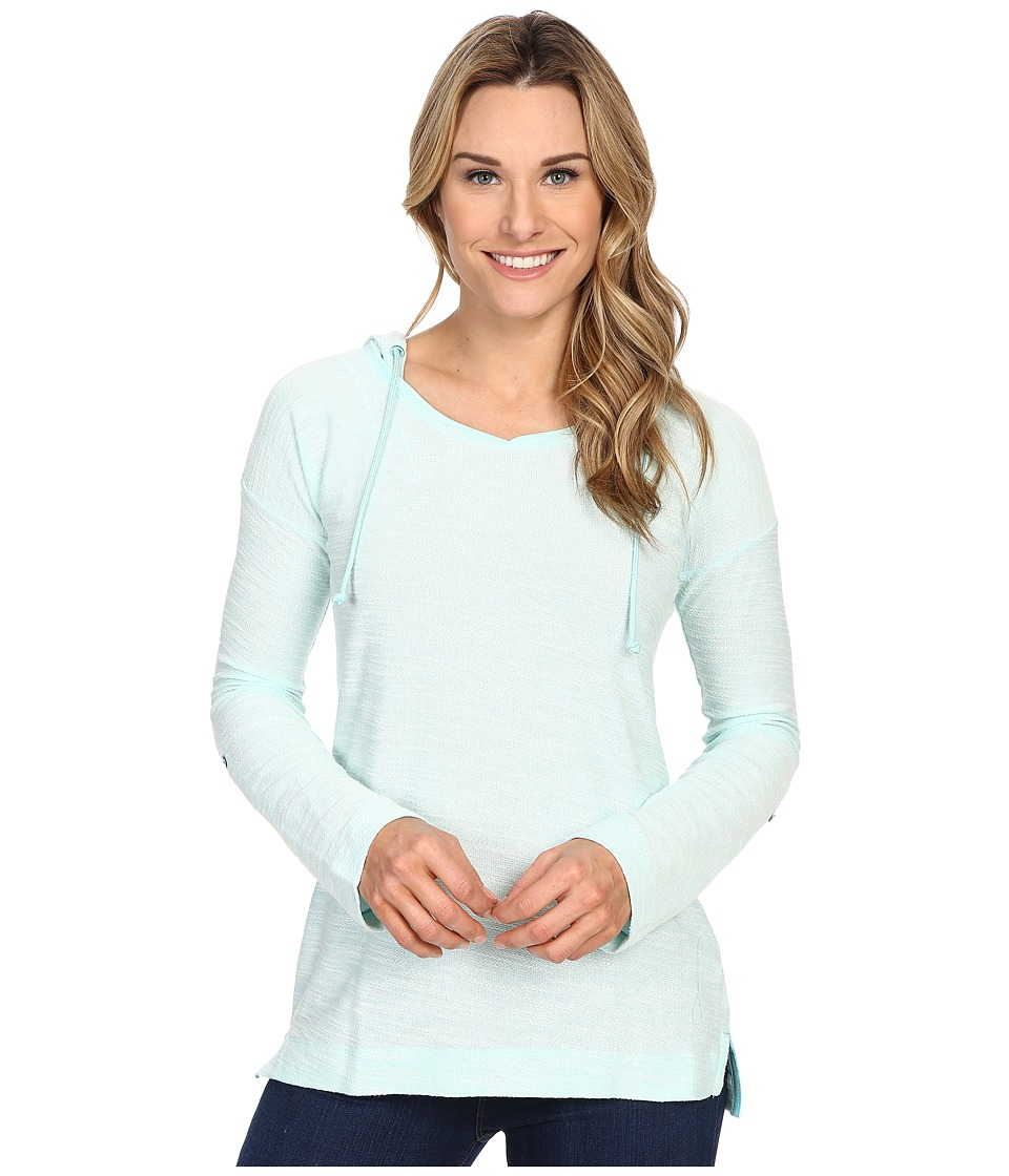 Columbia - Coastal Escape Hoodie (Ocean Water Heather) Women's Sweatshirt