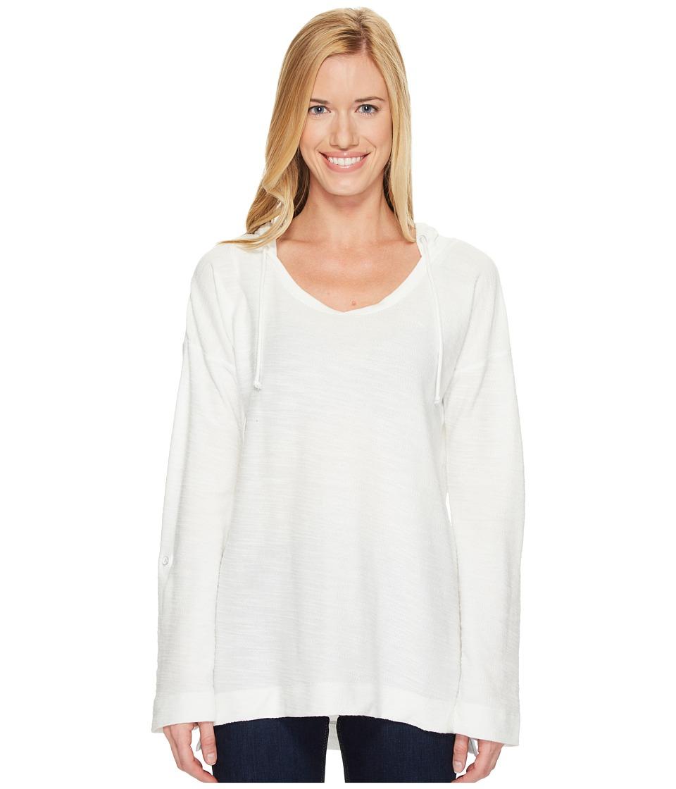 Columbia - Coastal Escapetm Hoodie (Sea Salt Heather) Women's Sweatshirt
