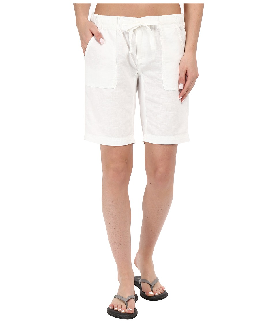 Columbia - Coastal Escape Long Shorts (Sea Salt) Women's Shorts