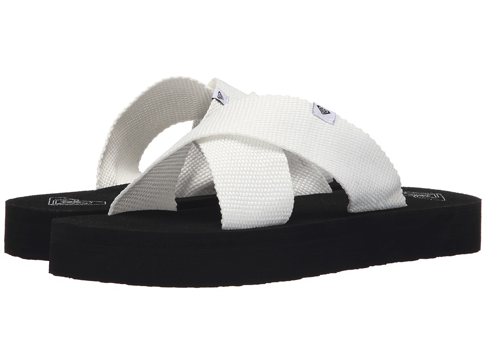 Roxy - Cayman (White) Women