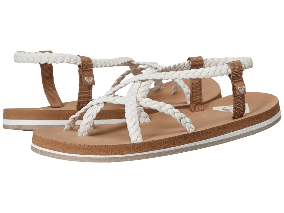 Roxy - Gillis (Cream) Women's Sandals