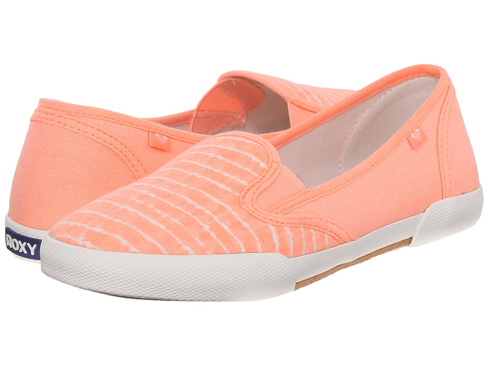 Roxy - Malibu II (Coral) Women's Sandals