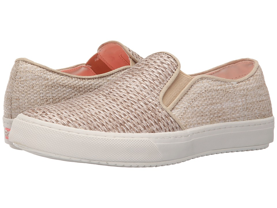 Roxy - Blake (Tan) Women's Slip on Shoes