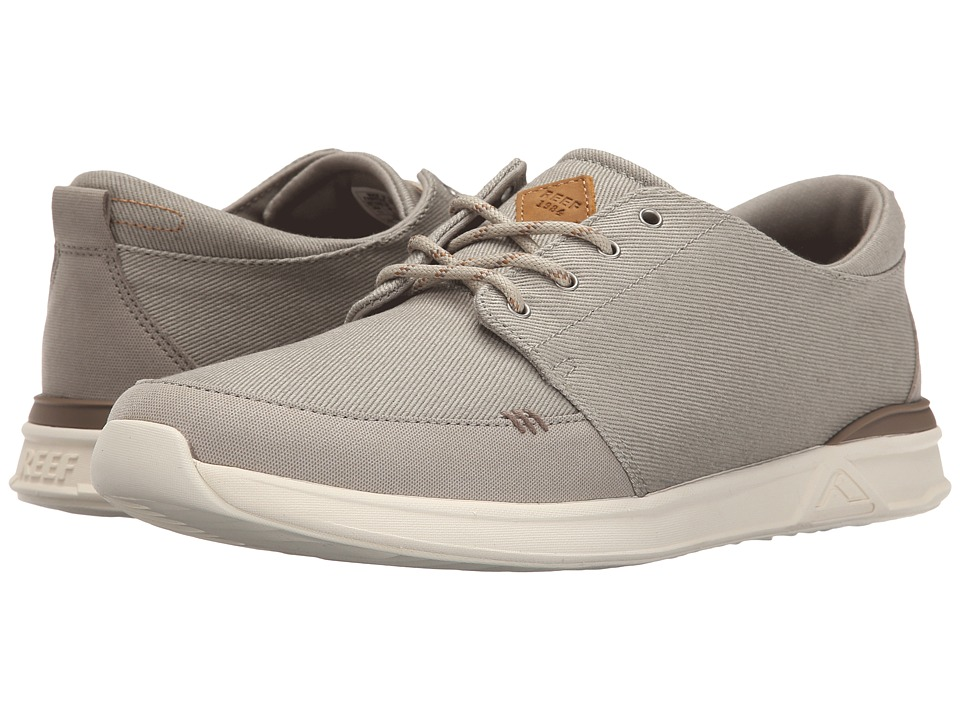 Reef - Rover Low (Sand) Men's Lace up casual Shoes