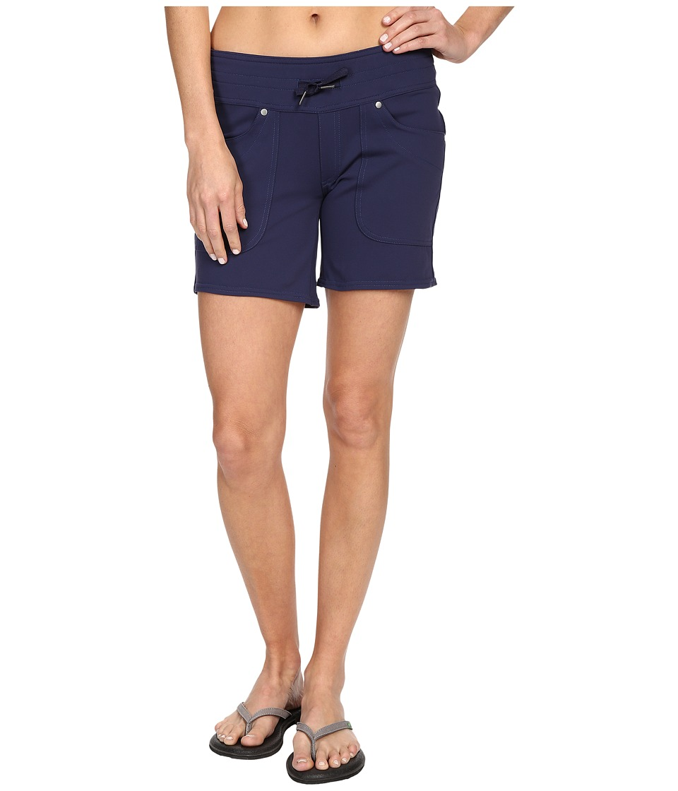 Kuhl - M va Short (Denim Blue) Women's Shorts