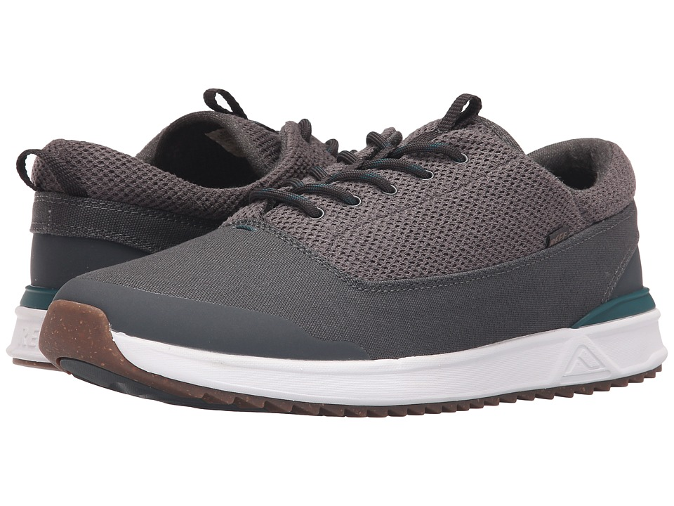 Reef - Rover Low XT (Grey) Men's Lace up casual Shoes