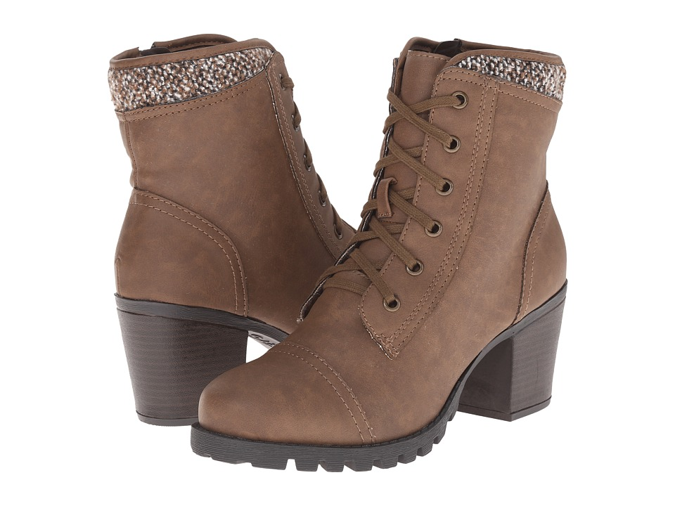 XOXO - Carola (Brown) Women's Shoes