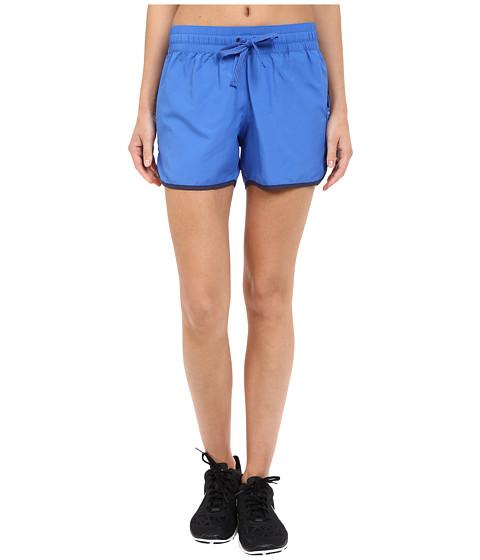 Columbia - Endless Trail Short (Stormy Blue/Nocturnal) Women's Shorts