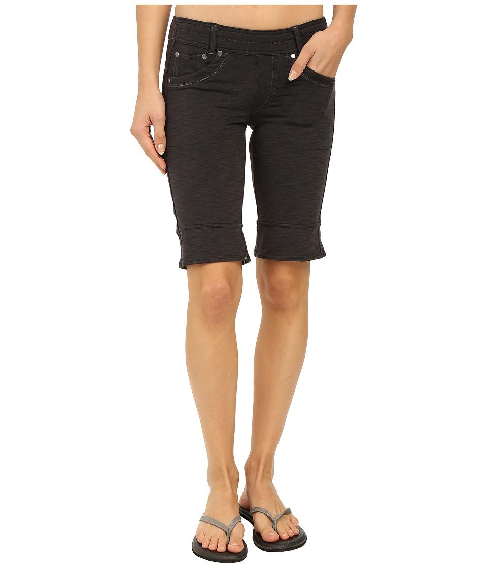 KUHL - M va Shorts (Charcoal Heather) Women's Shorts