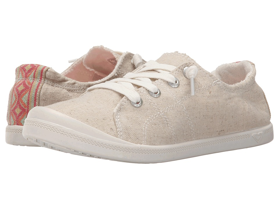Roxy - Rory (Natural) Women's Lace up casual Shoes
