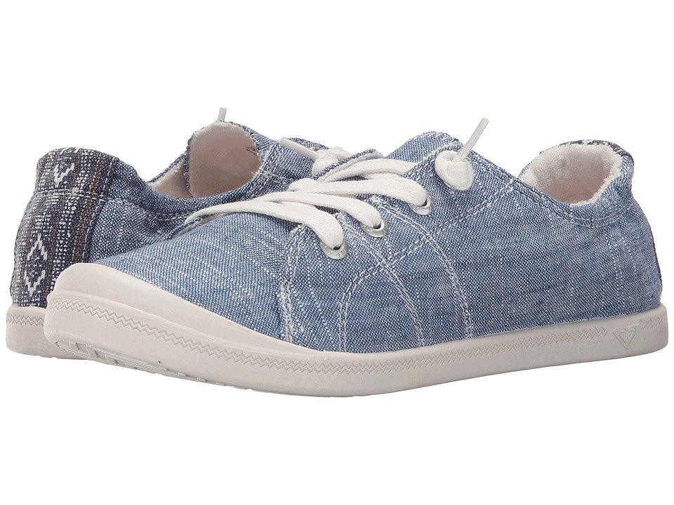 Roxy - Rory (Chambray 2) Women's Lace up casual Shoes