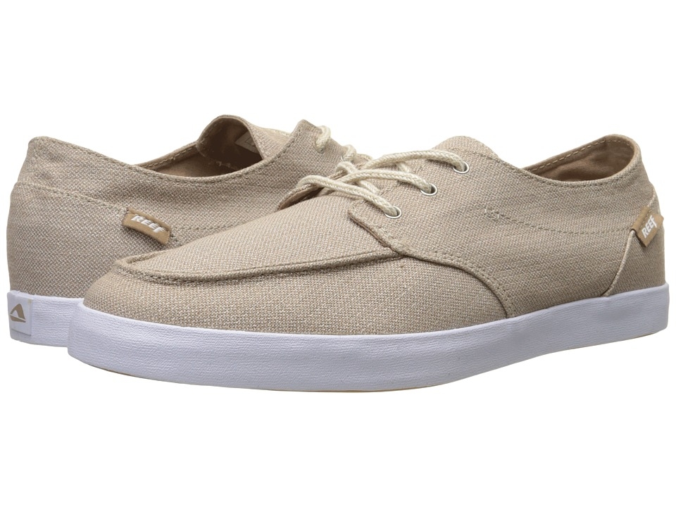 Reef - Deck Hand 2 TX (Camel) Men's Lace up casual Shoes