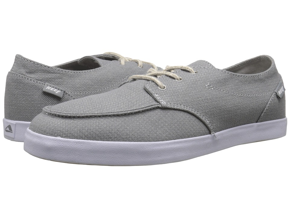 Reef - Deck Hand 2 TX (Grey Ocean) Men's Lace up casual Shoes