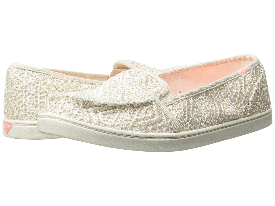 Roxy - Lido III (Sand) Women's Slip on Shoes