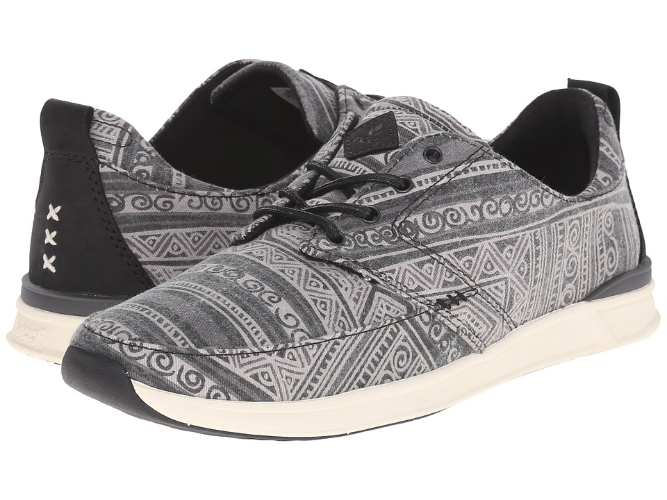 Reef Rover Low Prints (Black Batik) Women