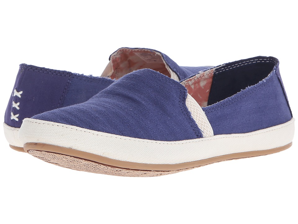 Reef - Shaded Summer (Navy) Women's Flat Shoes