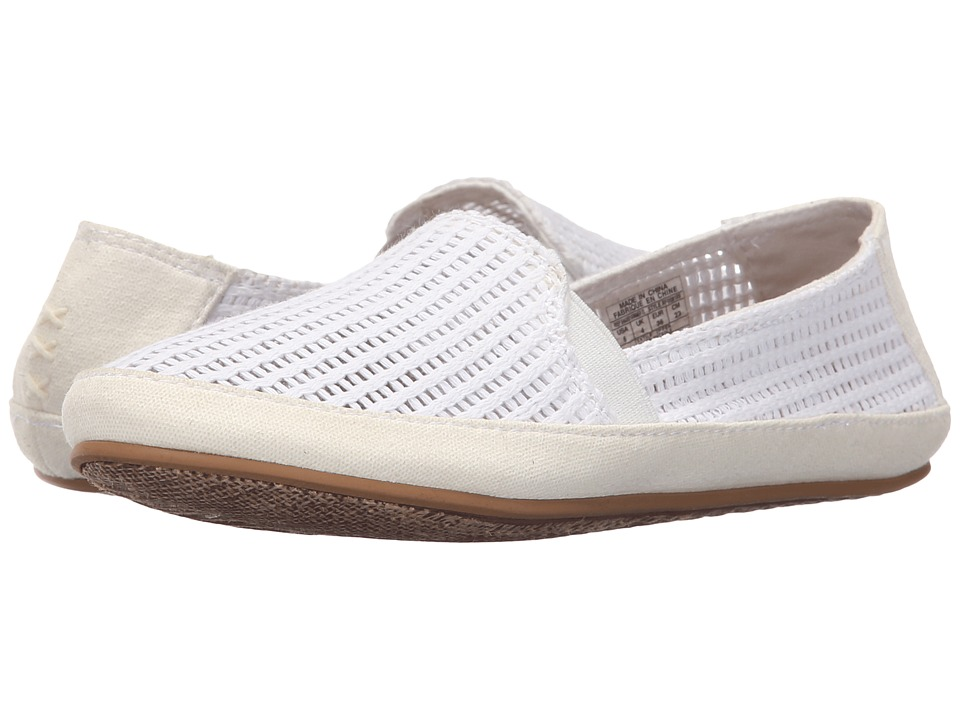 Reef - Shaded Summer TX (White Mesh) Women's Flat Shoes