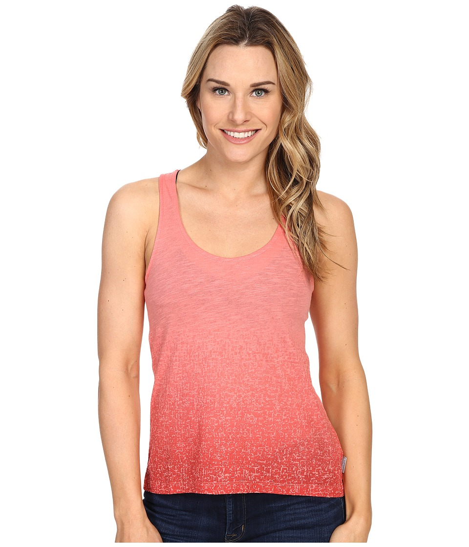 Columbia - Radiant Tank Top (Coral Bloom) Women's Sleeveless