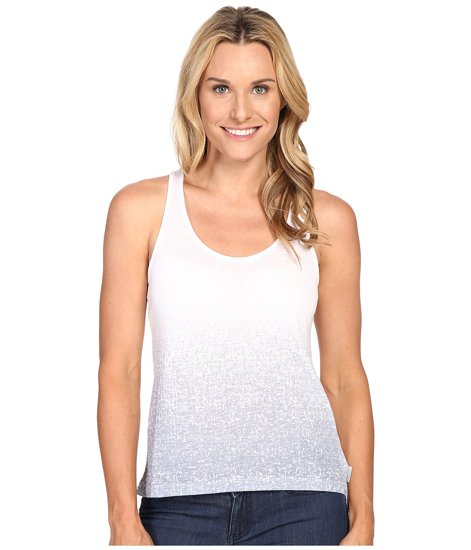 Columbia - Radiant Tank Top (White) Women's Sleeveless