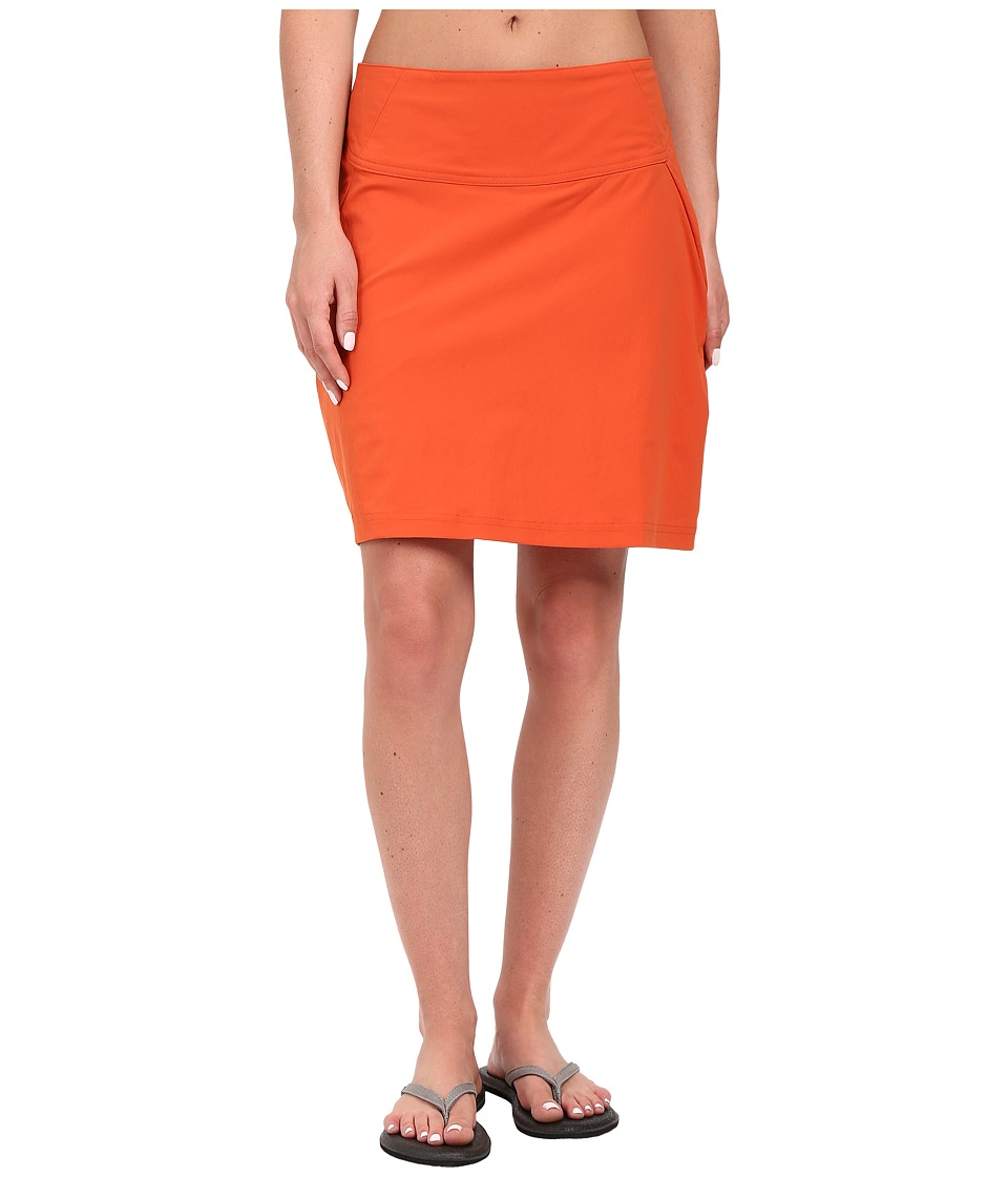 Royal Robbins Discovery Skort (Dusty Coral) Women