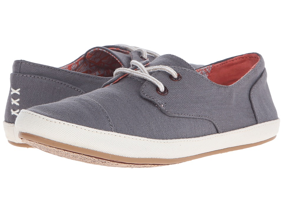 Reef - Escape (Charcoal) Women's Lace up casual Shoes