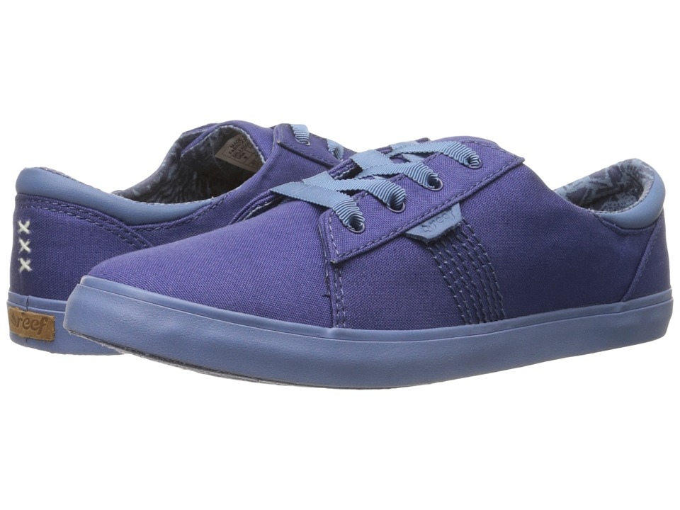 Reef - Ridge (Navy) Women's Lace up casual Shoes