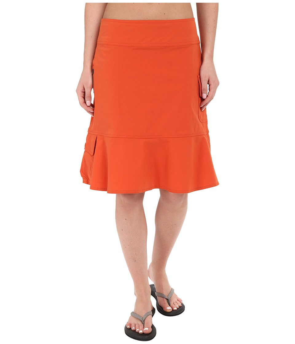 Royal Robbins - Discovery Skirt (Dusty Coral) Women's Skirt