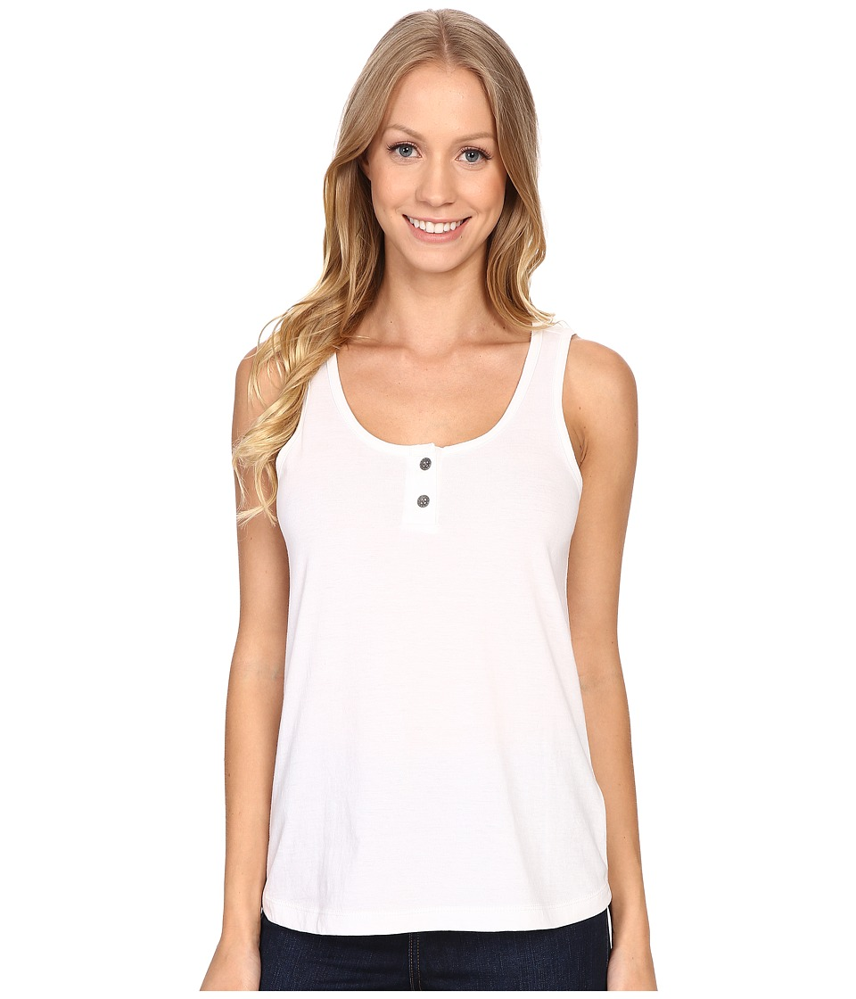 Aventura Clothing - Windsor Tank Top (White) Women's Sleeveless
