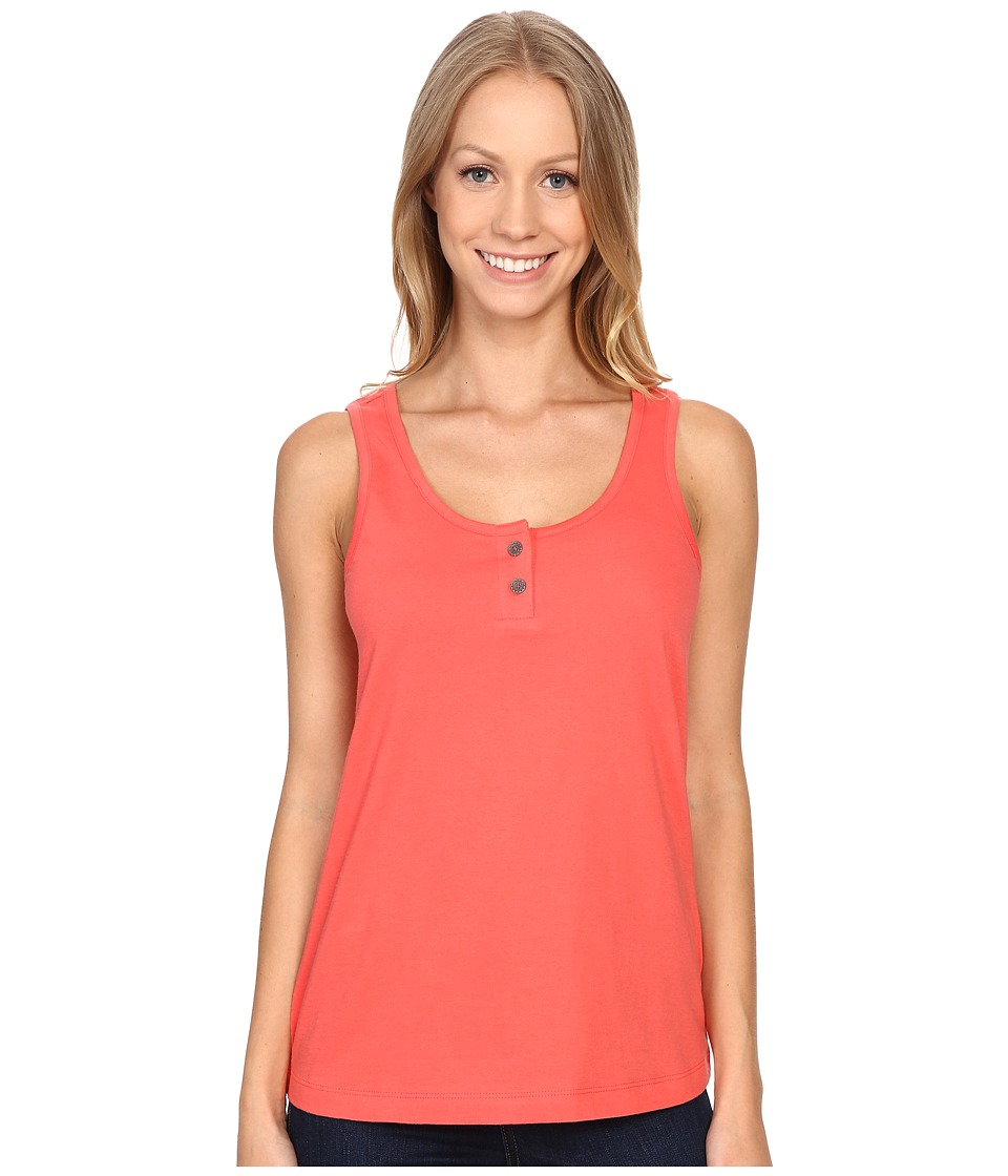Aventura Clothing - Windsor Tank Top (Spiced Coral) Women's Sleeveless