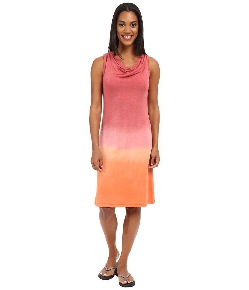 Royal Robbins Sunset Dress (Pimento) Women