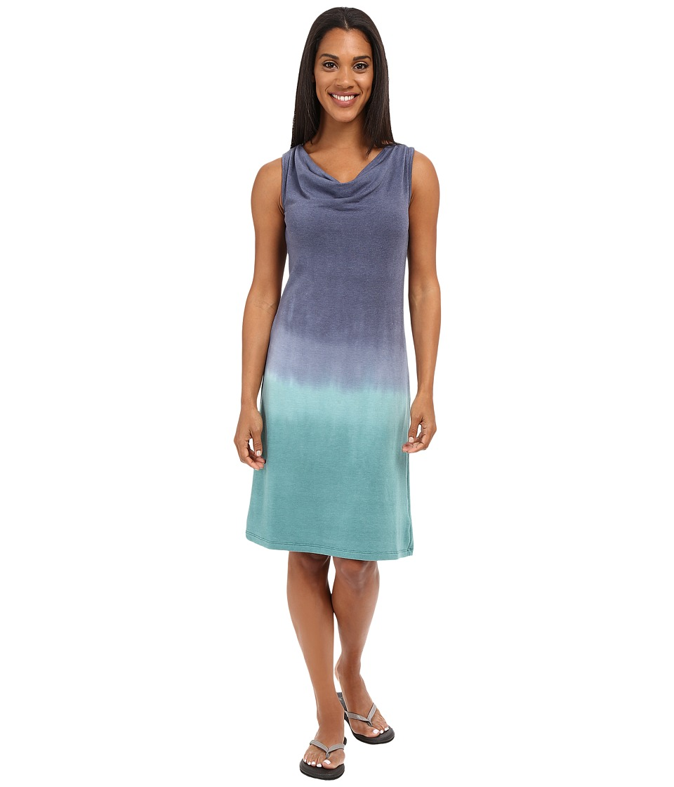 Royal Robbins Sunset Dress (Deep Blue) Women