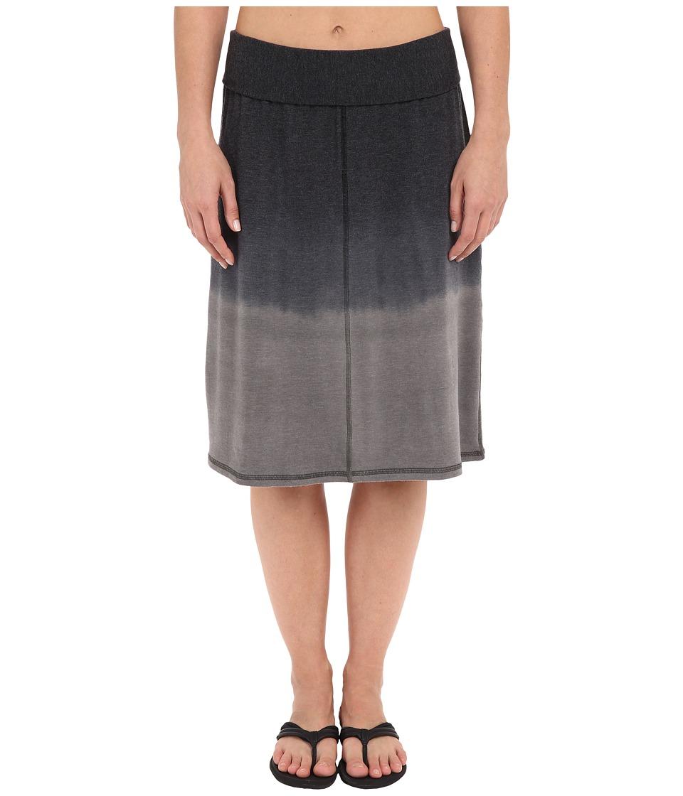 Royal Robbins - Sunset Skirt (Jet Black) Women's Skirt