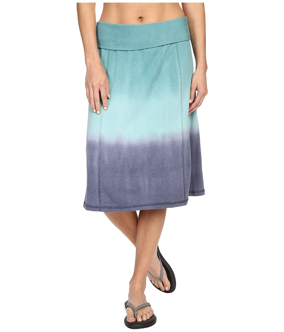 Royal Robbins Sunset Skirt (Sea Glass Green) Women