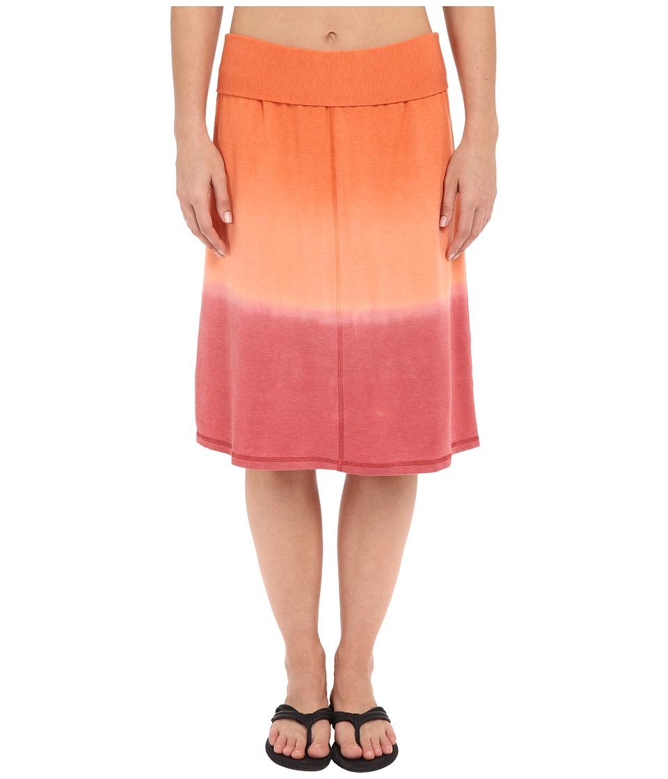 Royal Robbins Sunset Skirt (Dusty Coral) Women