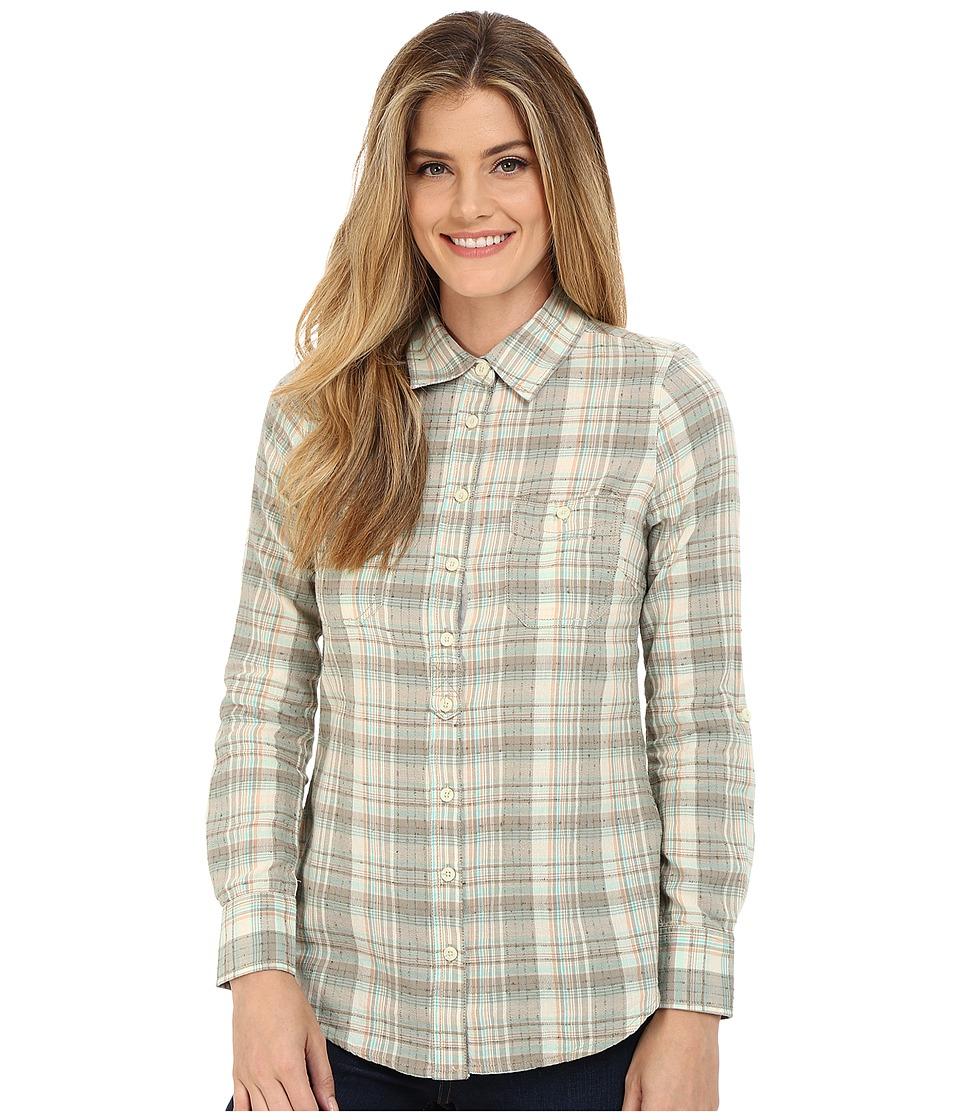 Aventura Clothing Hathaway Long Sleeve (Rock Ridge) Women