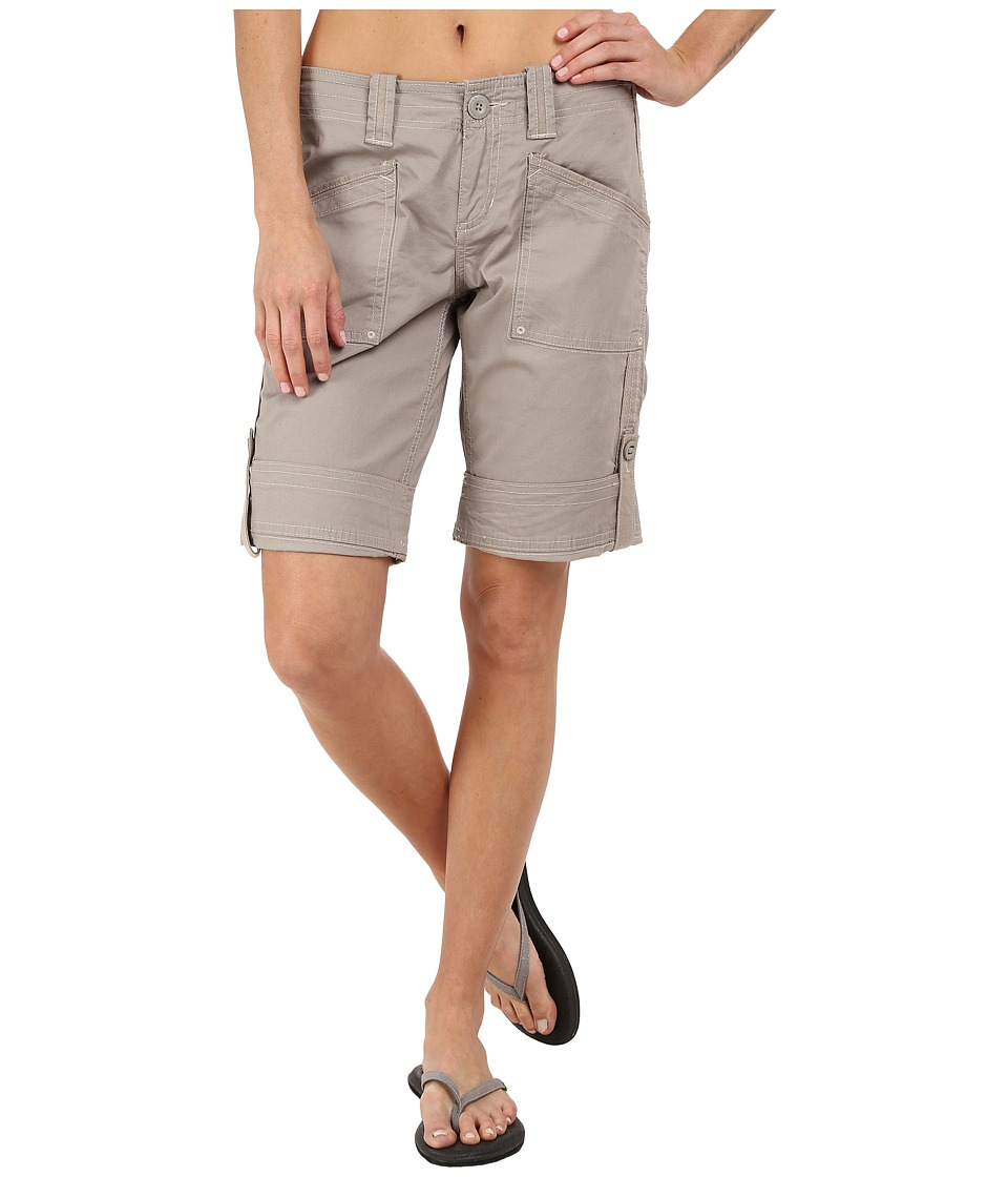 Aventura Clothing - Arden Standard Rise Short (Rock Ridge) Women's Shorts