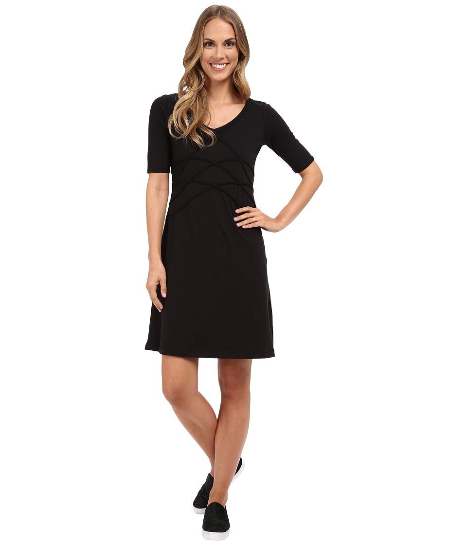 Aventura Clothing Brielyn Dress (Black) Women