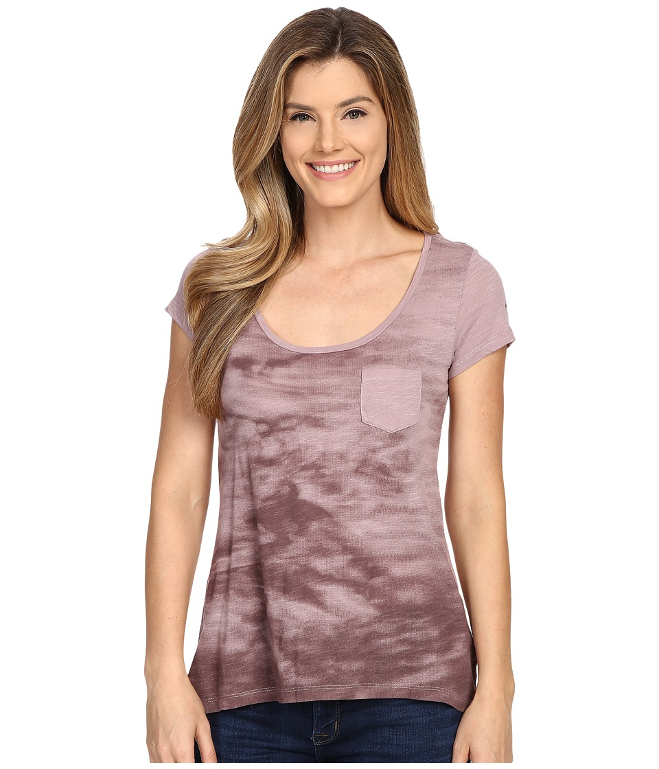 Columbia Waves Pocket Tee (Sparrow) Women