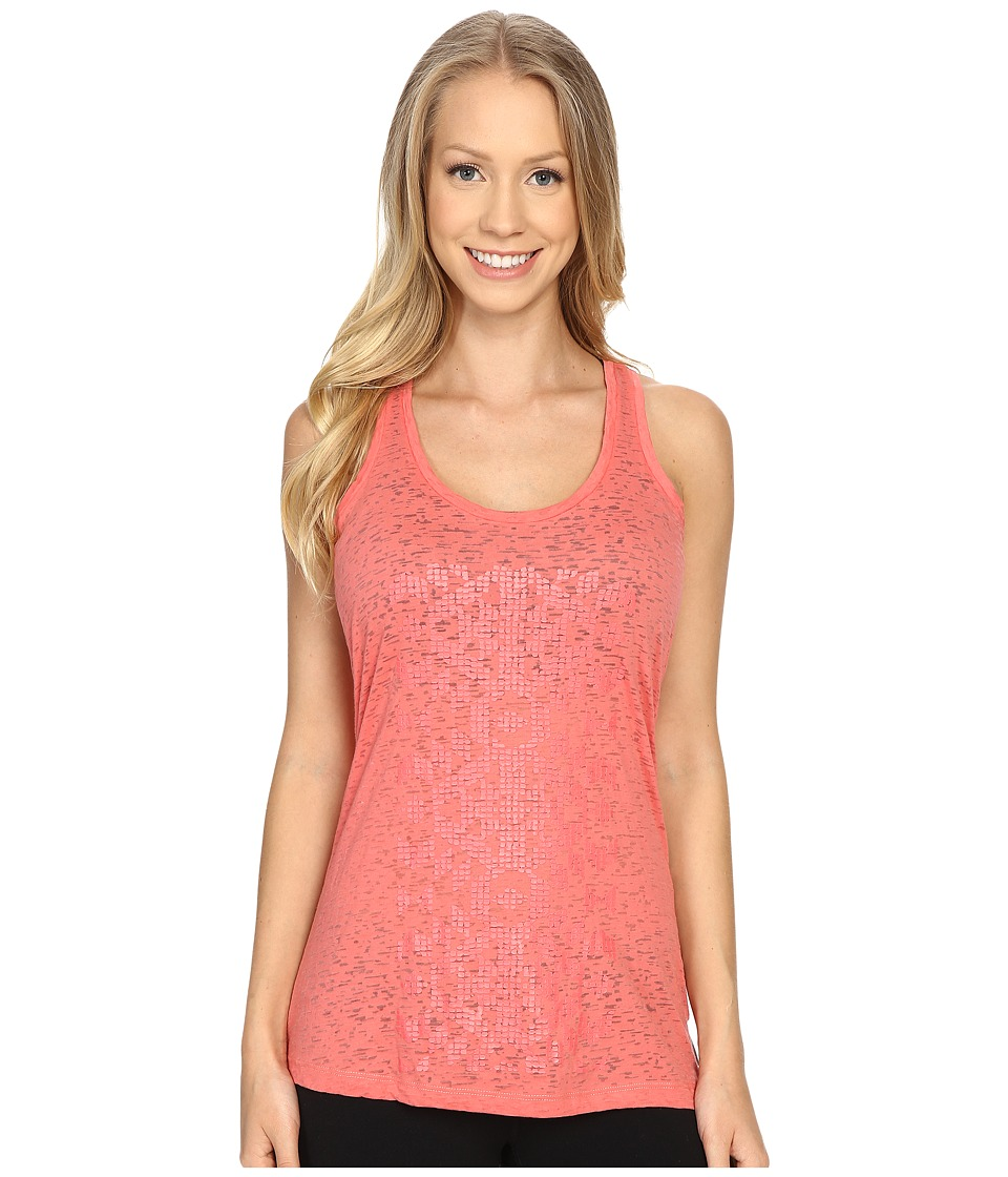 Columbia - Elevated Tank Top (Coral Bloom) Women's Sleeveless