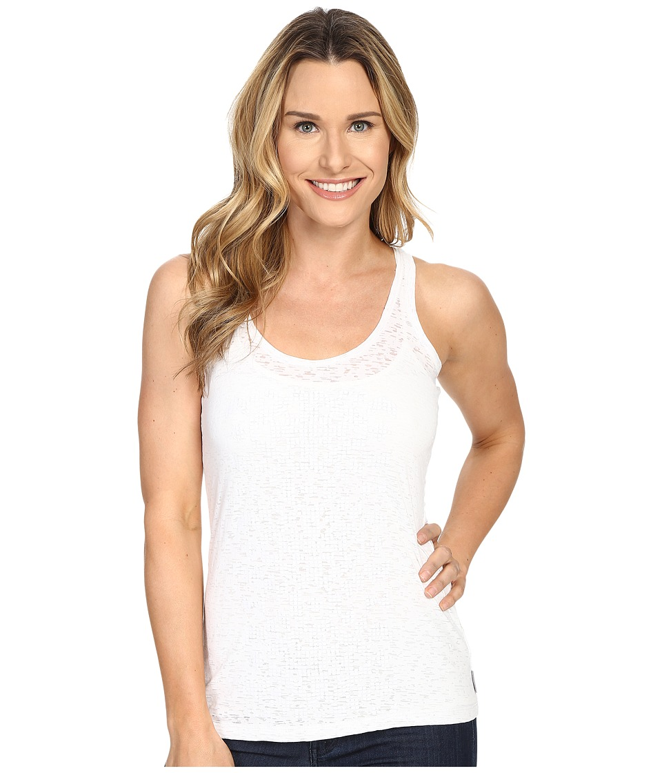 Columbia - Elevated Tank Top (White) Women's Sleeveless