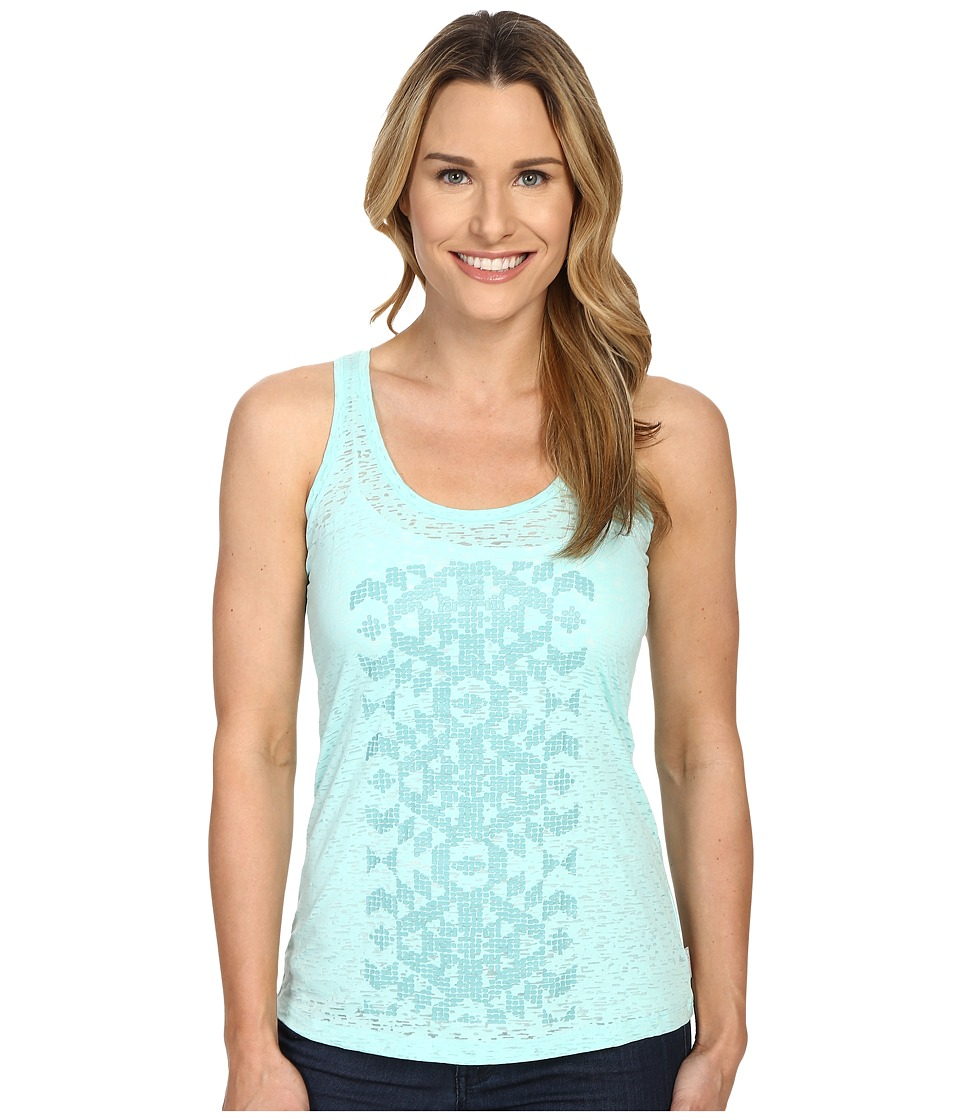 Columbia Elevatedtm Tank Top (Ocean Water) Women