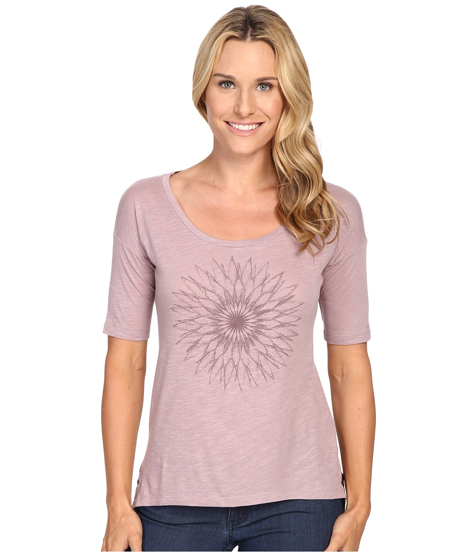 Columbia - The Barley Short Sleeve Tee (Sparrow) Women's T Shirt