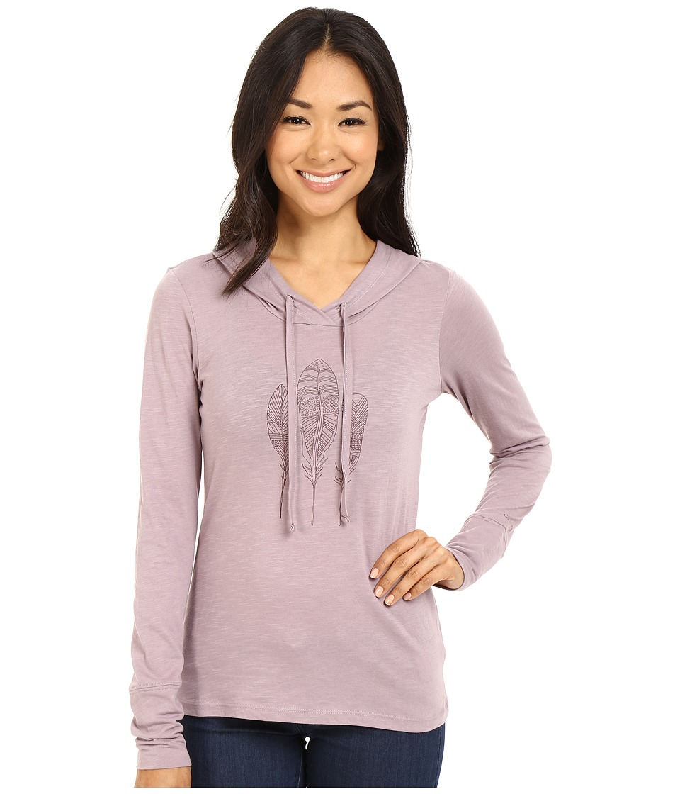 Columbia - Summer Nights Hoodie (Sparrow) Women's Sweatshirt