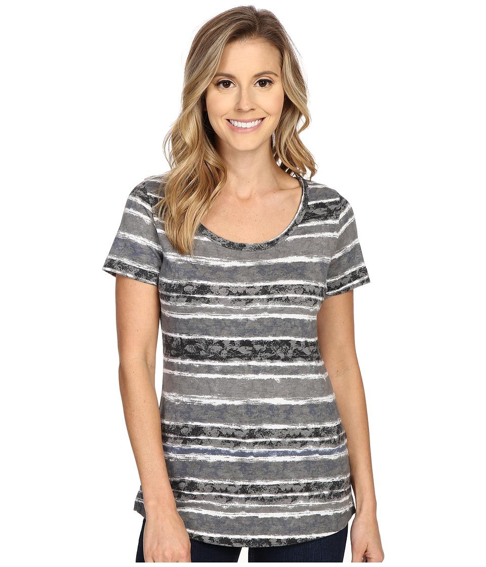 Aventura Clothing - Sunnyvale Short Sleeve (Black) Women's T Shirt