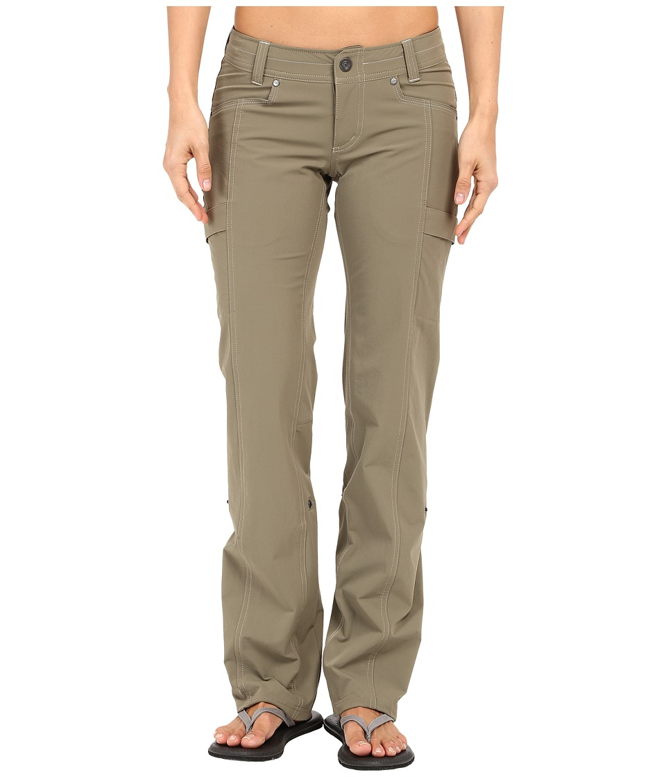 KUHL - Anika Pants (Dark Khaki) Women's Casual Pants